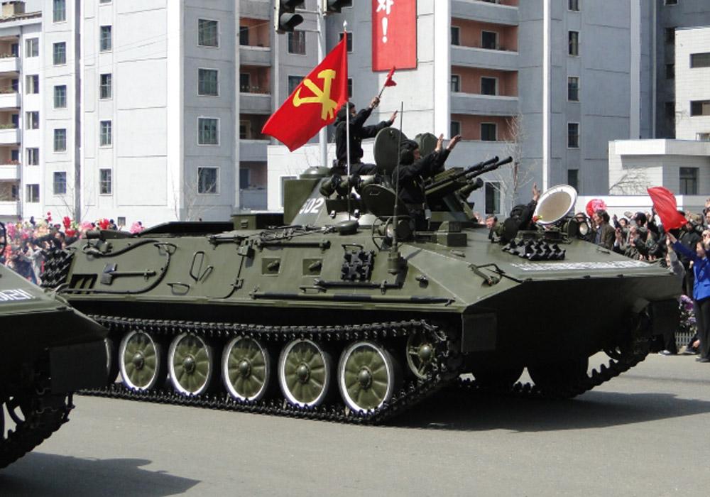 M 2009 Chunma D North Korean Ifv